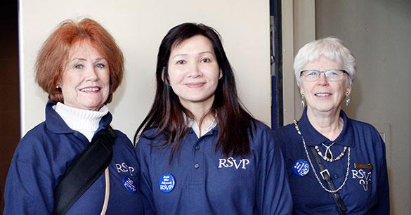 RSVP Volunteers