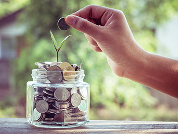 Grow your Gift with Monthly Giving