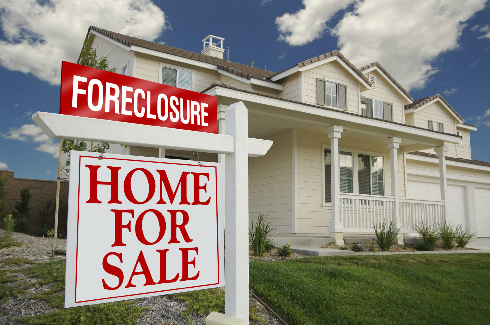 Bankruptcy might help you avoid foreclosure