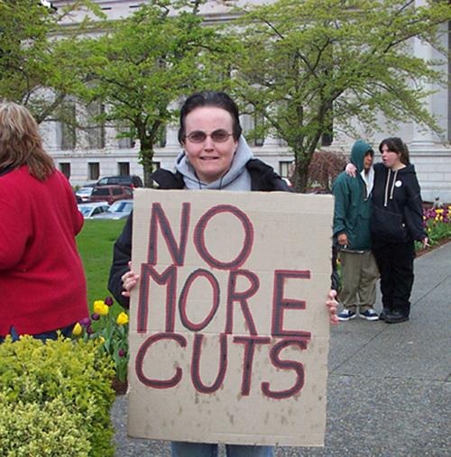 No More Cuts