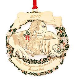 Fremont Troll ornament