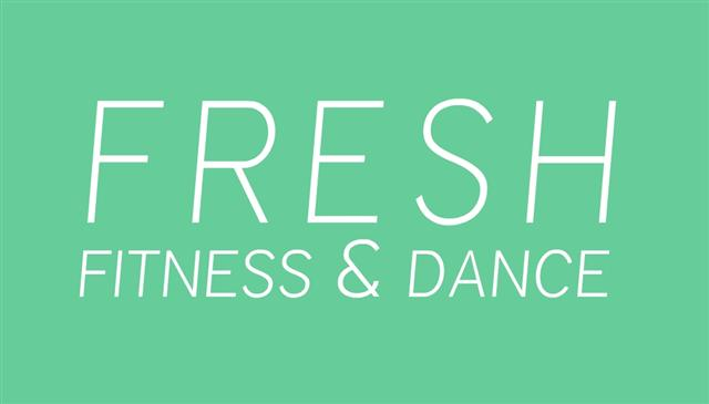 Fresh Fitness and Dance logo