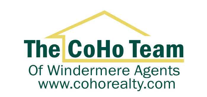 The CoHo Team of Windermere Agents Logo