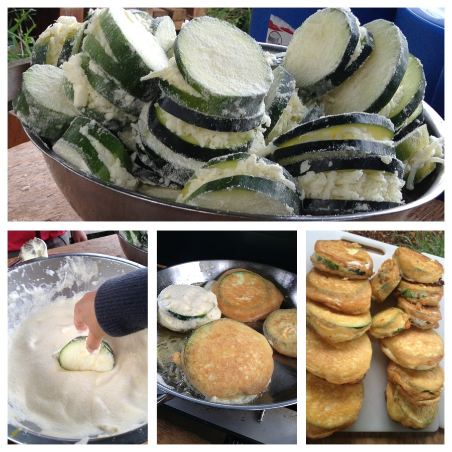 Community Kitchens food