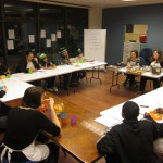 Cooking Matters class at Brettler Family Place
