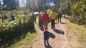 The crew at Marra Farm