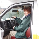 Kathy Hopkins has been a Solid Ground Transportation ACCESS driver for over 26 years.
