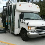 Solid Ground Transportation (SGT) provides door-to-door transportation for anyone unable to ride the regular King County Metro bus system.