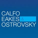 Calfo Eakes & Ostrovsky logo