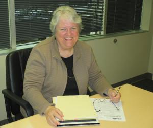 Margie Law, Director of Volunteer Programs (Photo by Jan Hancock)