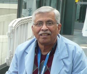 Cancer Lifeline volunteer, Paul Jeganathan