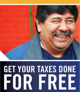 United Way Tax Help Image