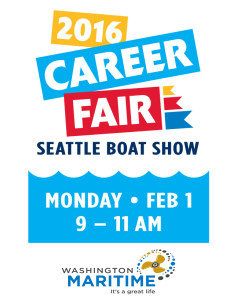2016 Career Fair, Seattle Boat Show