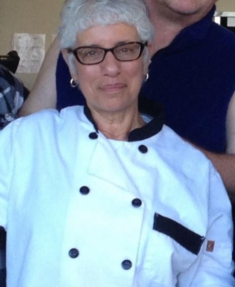 Cooking Matters Volunteer Chef, Dee