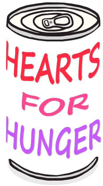 Hearts for Hunger Canned Food image