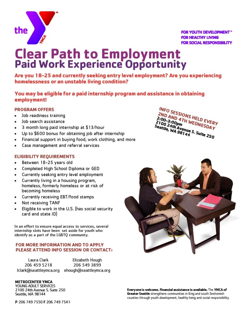 CPE Outreach Flyer