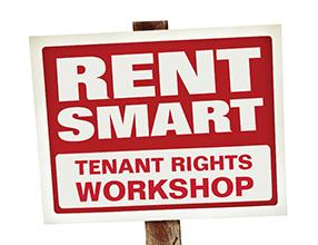 Rent Smart tenant rights workshop