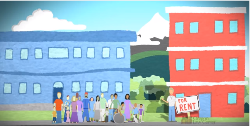 Disparate Impact: A Fair Housing Video by Oregon Law Center