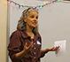Caroline Soucha, Literacy Source Volunteer Coordinator