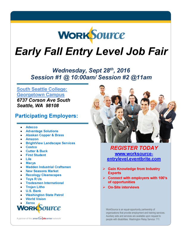 entry-level-job-fair