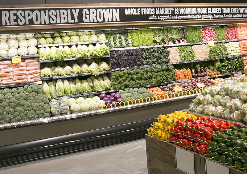 Produce at Whole Foods Market