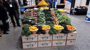 Charlie's Produce display