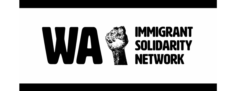 WA Immigrant Solidarity Network Logo