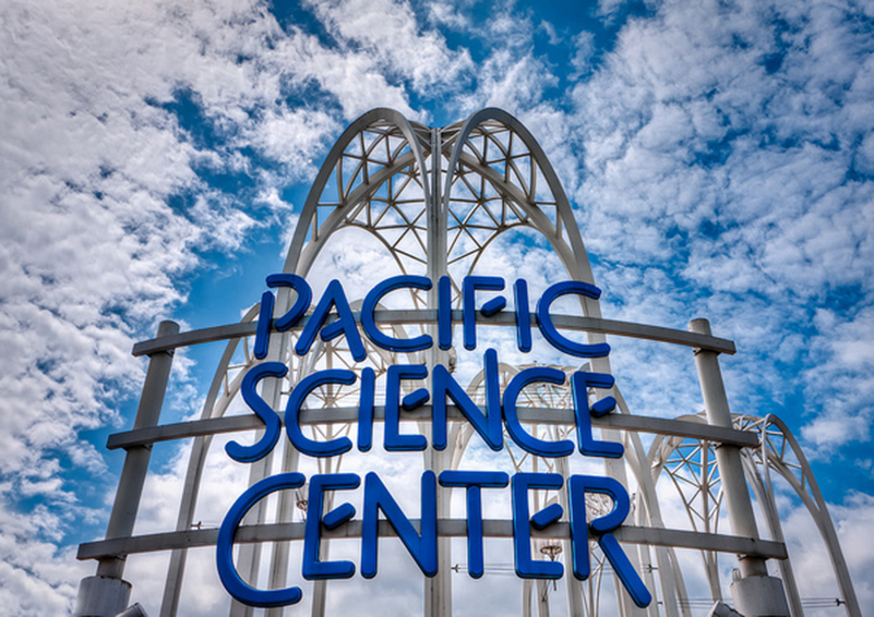 Pacific Science Center - Photo courtesy of Flickr