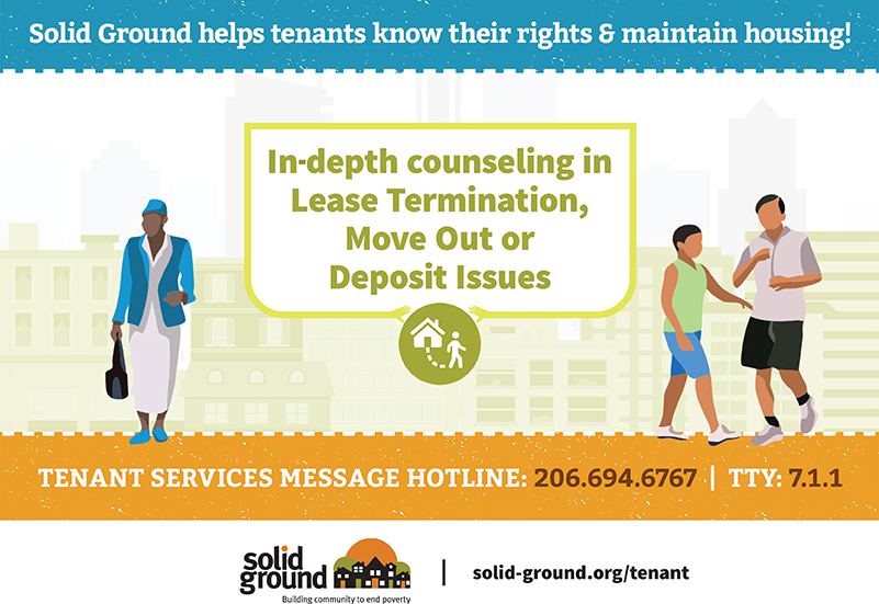 Tenant Services Infographic