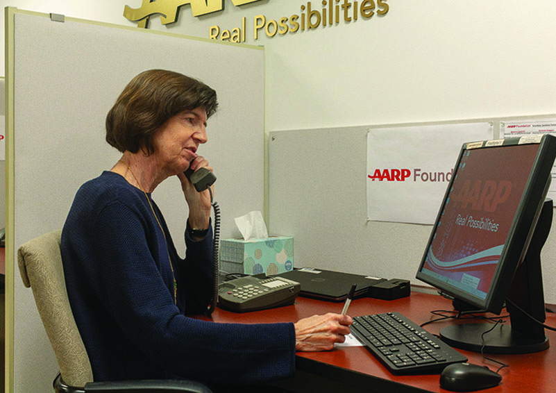 Val Laidlaw (Photo courtesy of AARP)