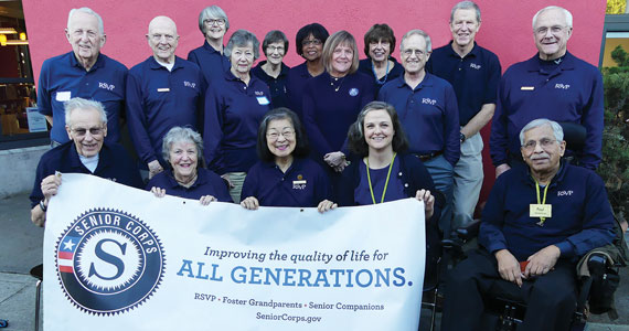 Retired & Senior Volunteer Program
