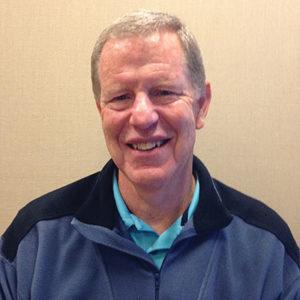Bill Pharr, FamilyWorks Volunteer (Photo by Jan Hancock)