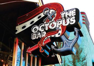 The Octopus Bar