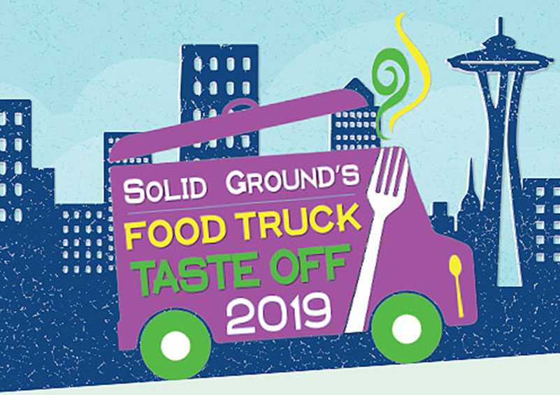 Food Truck Taste Off logo