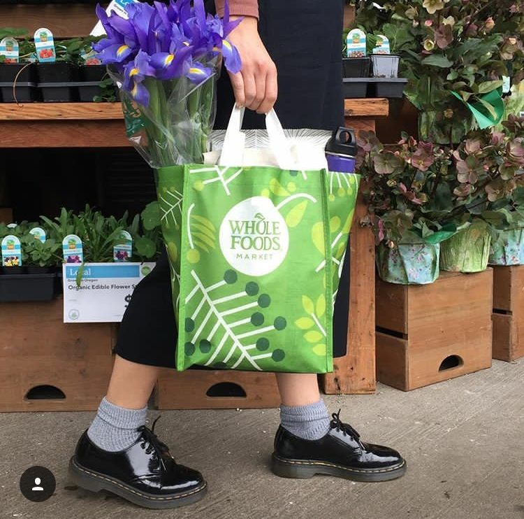 Whole Foods Market 5% Day benefits Solid Ground, 10/17/19