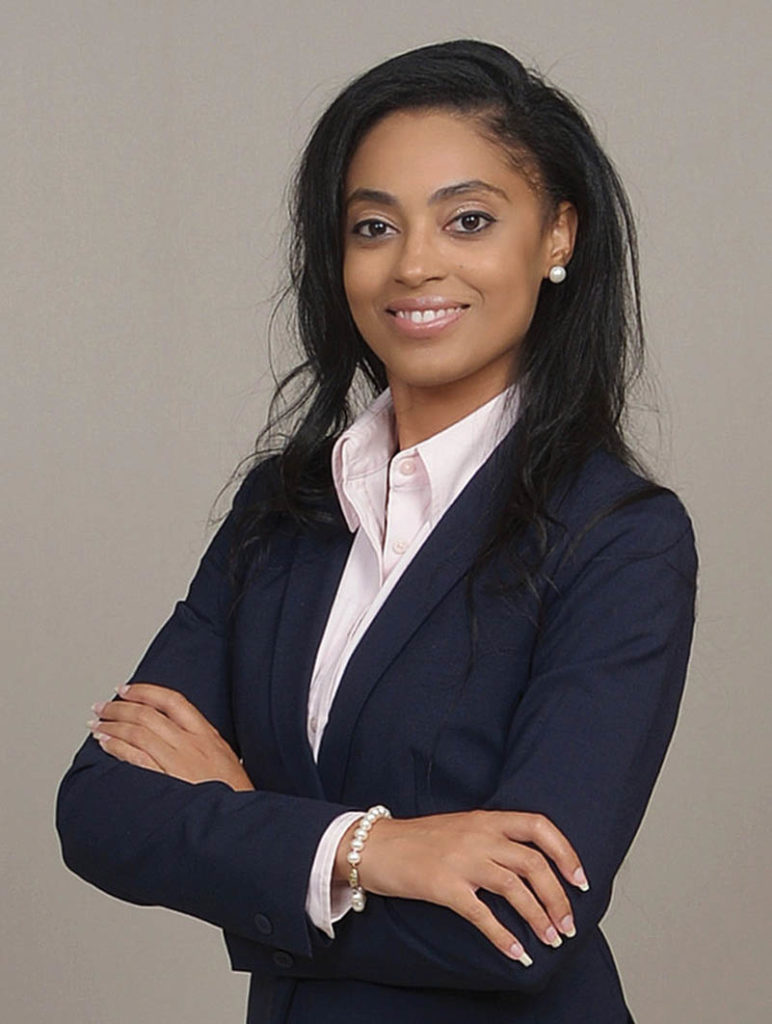 Lakesha Smith, prosecutor with the Dallas County District Attorney's Office