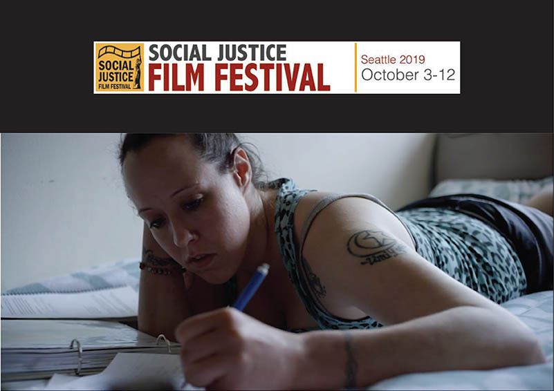 Social Justice Film Fest 2019 screening & panel on Guest House, 10/4/19, 7-9pm