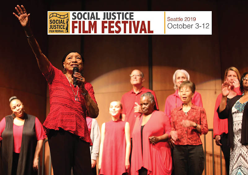 Social Justice Film Fest 2019 screening & discussion on Black Voices, Black Lives – Patrinell: The Total Experience, 10/11/19, 7-9pm