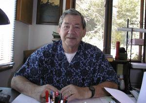 Harry Schreiber, long-time Retired and Senior Volunteer Program (RSVP) volunteer (November 22, 1929 - January 25, 2020)